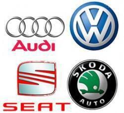 Audi, Seat, Skoda, VW
