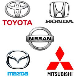 Japanische Wagen